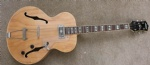 archtop jazz electric guitar